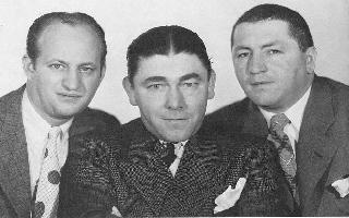 Los Tres Chiflados - humilde homenaje